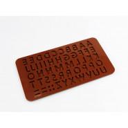 Moule en silicone Mini lettres