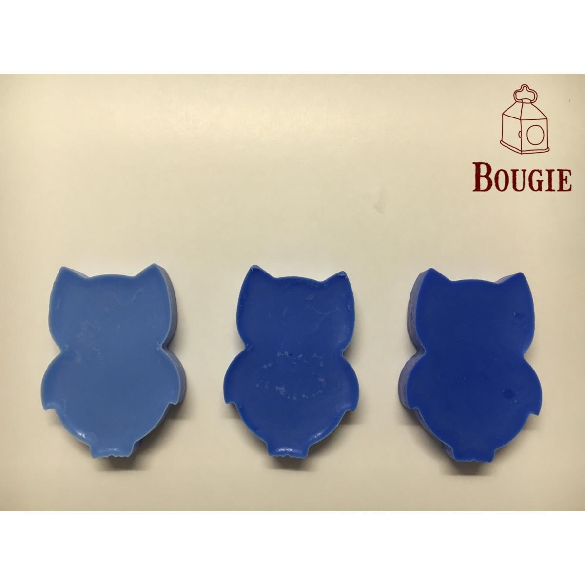 Cire colorante pour bougie Bleue