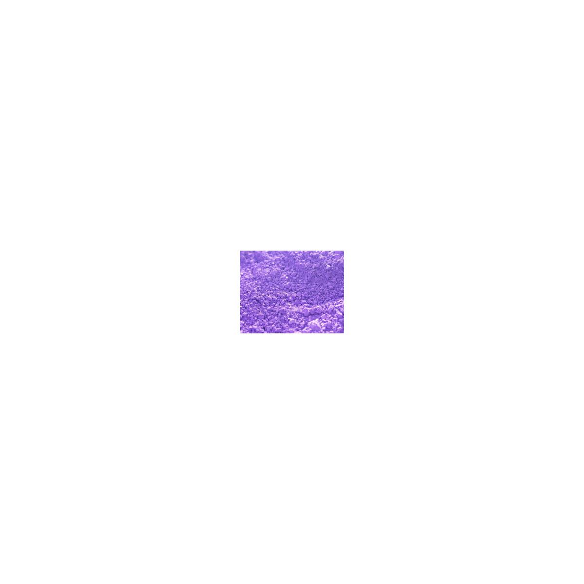 Pigment Violet/bleu ultramarine