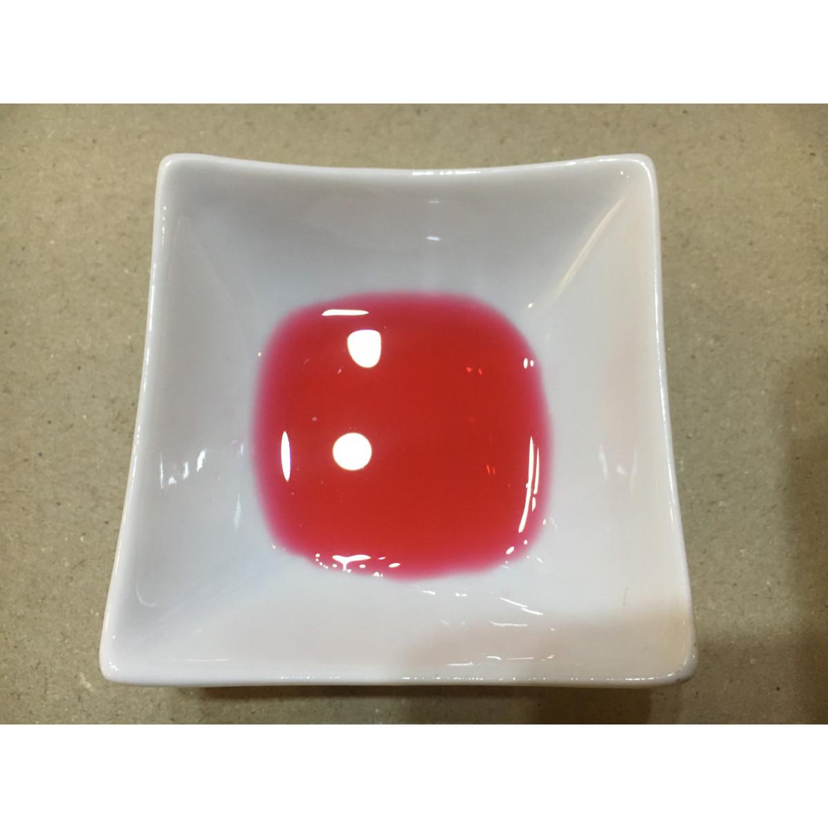 Colorant liquide glycériné Rouge