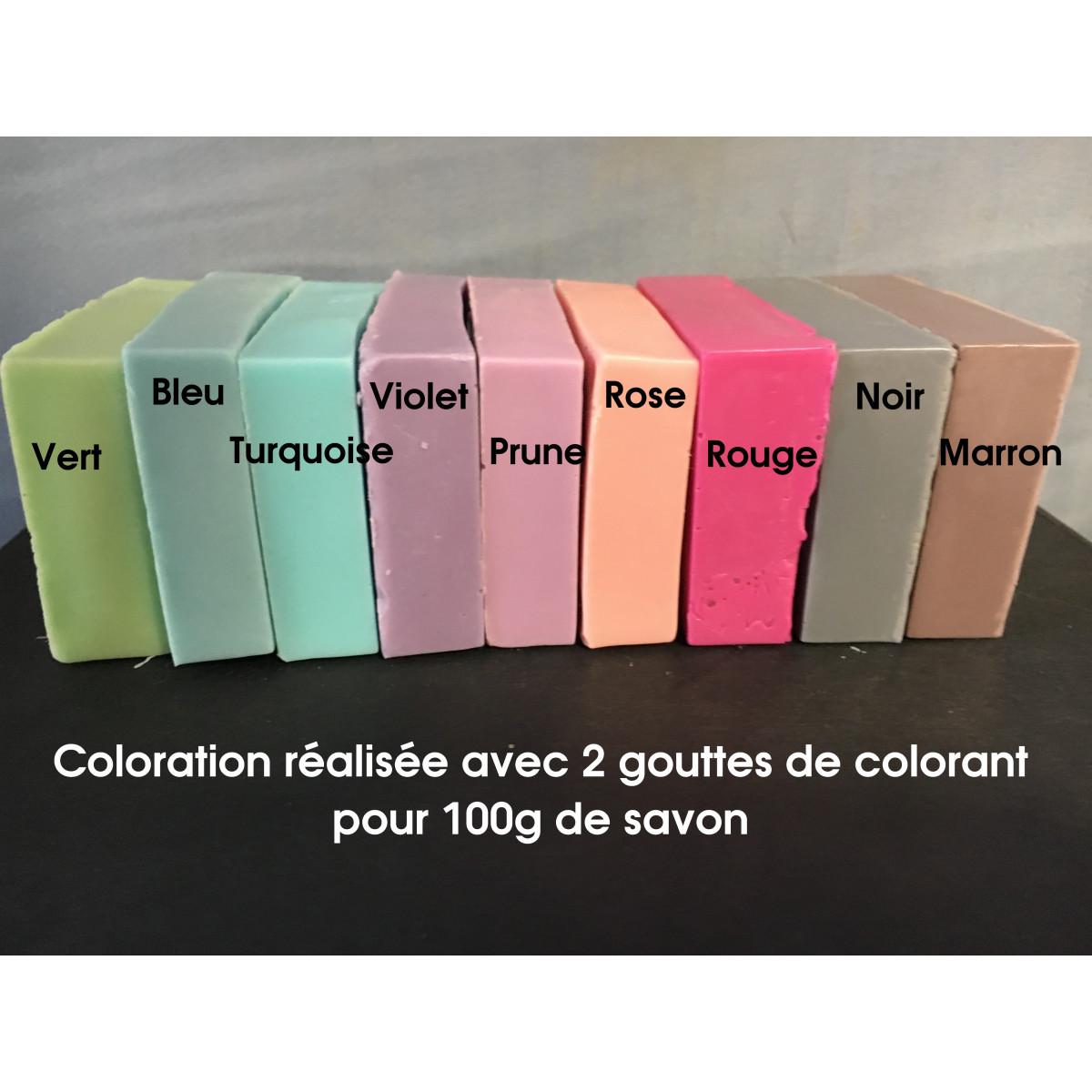 Colorant liquide glycériné Turquoise