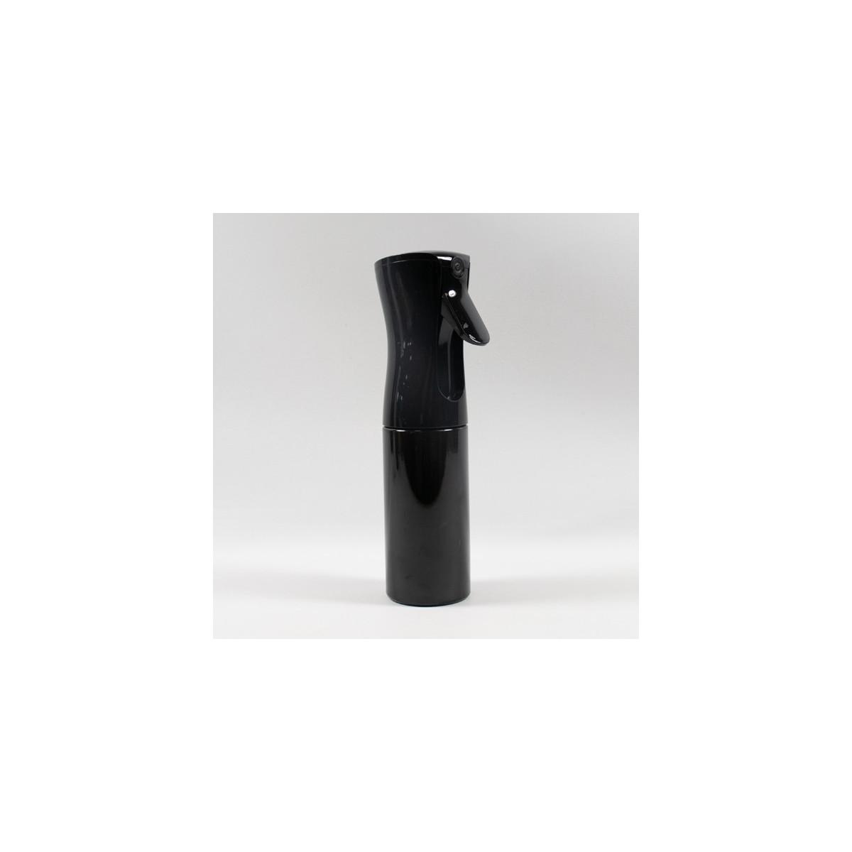Flacon brumisateur PET noir