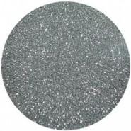 Glitter Argent étoilé 004
