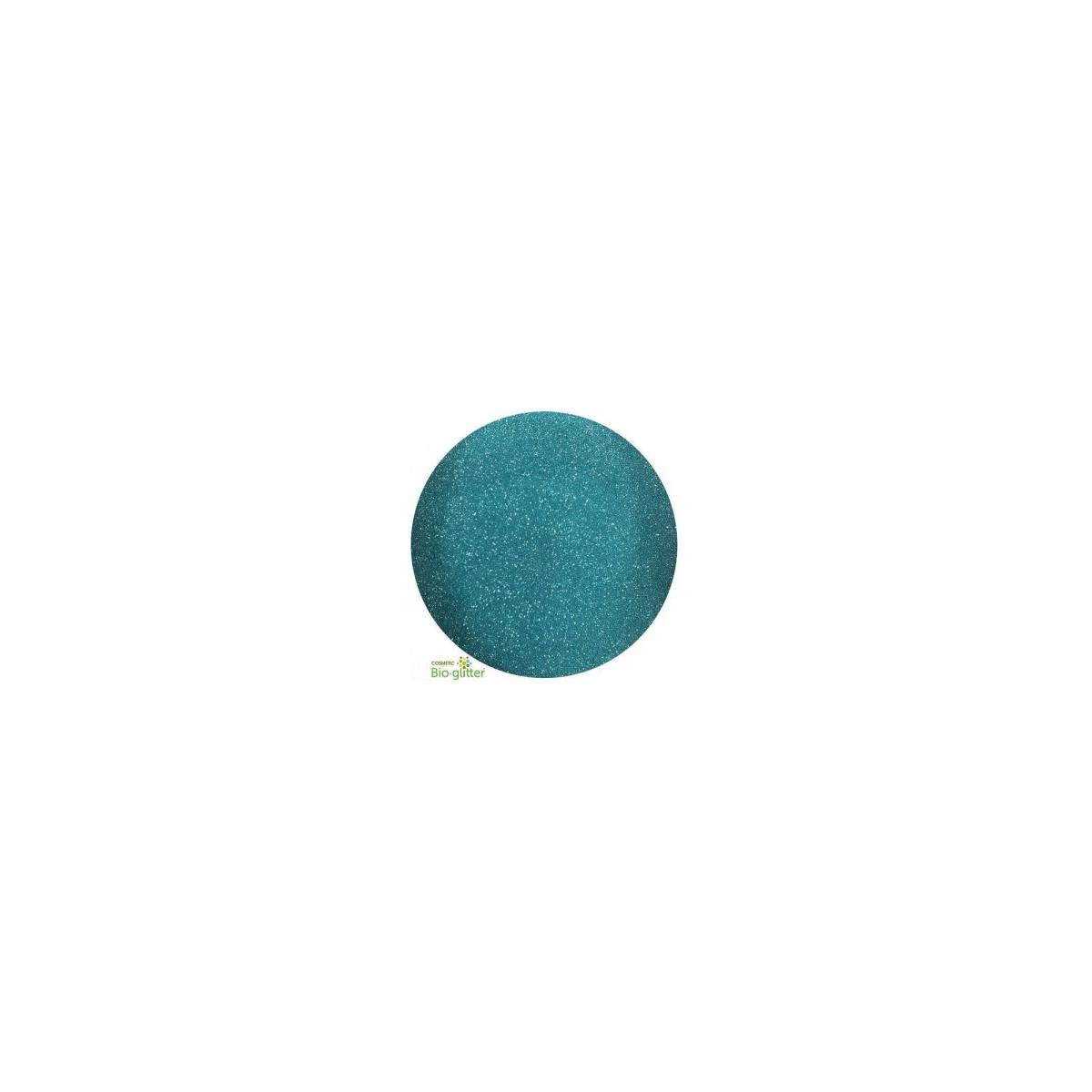 Glitter Vert abyssal 006