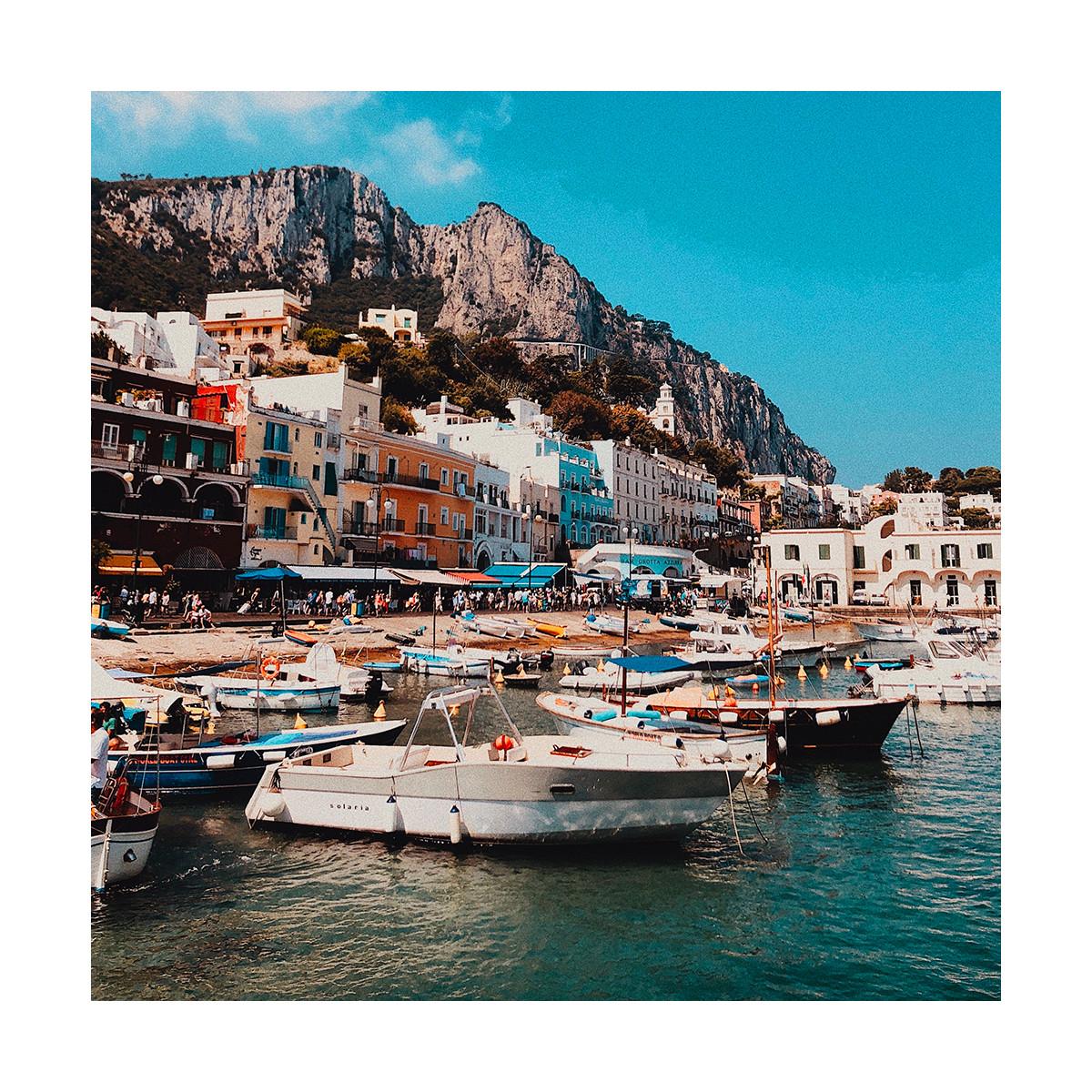 Fragrance Capri