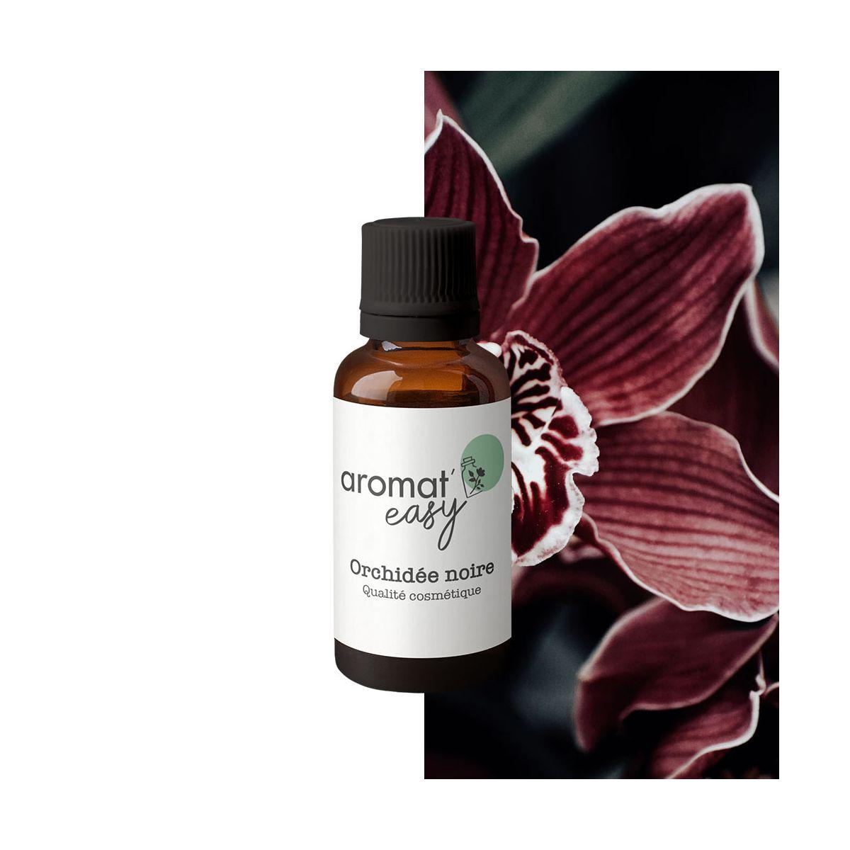 Fragrance Orchidée noire