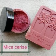 Mica Cerise