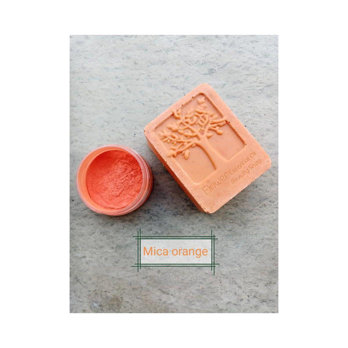 Mica Orange